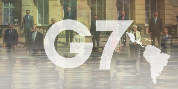 Impuesto mínimo global G7 América Latina