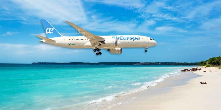 Air Europa llega a Samaná