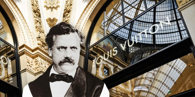 Louis Vuitton, el hombre que inventó el lujo moderno