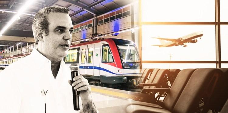 Tren Abinader, Metro de Santo Domingo, Extensión Los Alcarrizos Aeropuerto