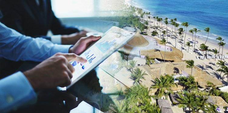 Abinader, Turismo República Dominicana, Negocios, estadísticas, turistas, playa soleada