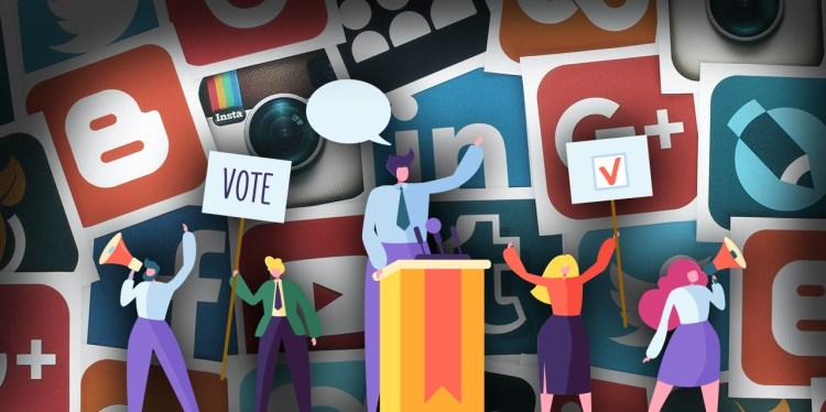 La importancia de las redes sociales en la política