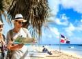 pareja turista en República Dominicana