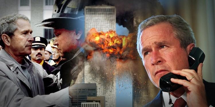 George Bush atentado 11 de septiembre