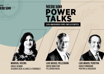 Power Talks vol. 4: Marisol Vicens, Luis Rafael Pellerano y Luis Miguel Pereyra