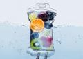 suero con frutas - terapias con sueros