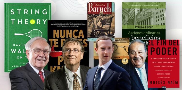 Qué leen los millonarios