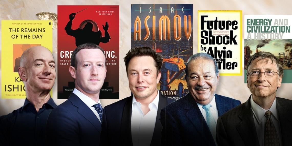 Libros que leen personalidades famosas