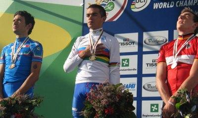 Fabio Duarte Campeón Mundial (Foto© : Gilberto Choose)