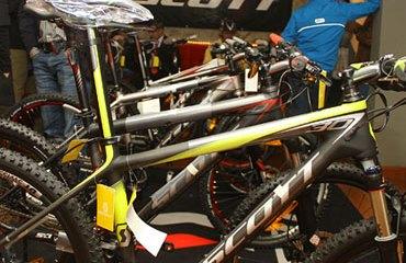Lanzamiento modelos Scott 2012 para Colombia