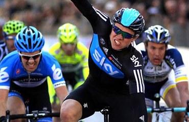 Boasson Hagen y su triunfo en Italia