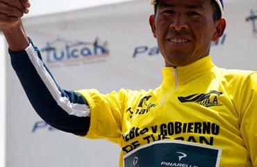 Oscar Soliz fue el campeón en territorio ecuatoriano