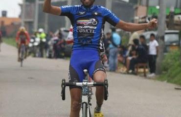 Camilo Gómez y su triunfo en el Alto de San Jorge