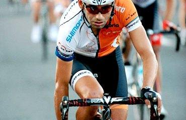 Cesar Grajales dentro del top 10 de la prueba