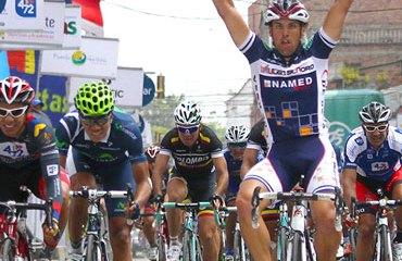 Zanotti consiguió su 2ª etapa en la edición 2012