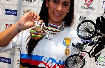 Mariana en busca de su primer oro olímpico