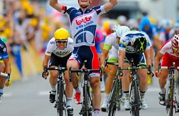 Greipel ya suma 2 victorias en este Tour