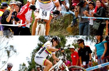 Leonardo Páez y Laura Abril a los Juegos Olímpicos