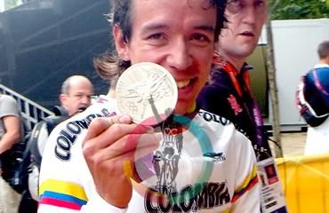Urán puso a celebrar a toda Colombia