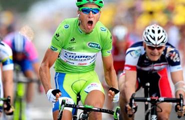 Sagan 'Hulk' ya lleva tres victorias
