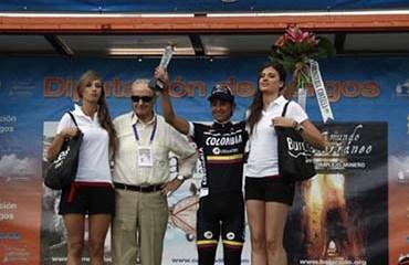 Chaves se quedó con la victoria en el cierre de la Vuelta a Burgos