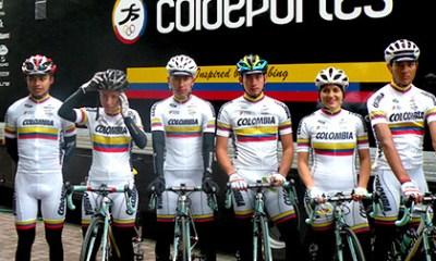 La Selección Colombia de Ruta adelantó este jueves su primer practica en territorio holandés