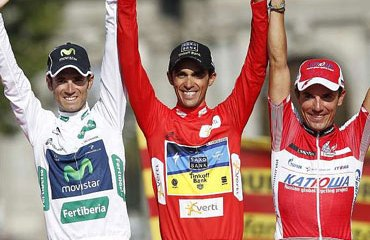 Contador, Valverde y 'Purito', entre los elegidos