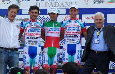 Brillante Giro de Padania para los de Gianni Savio