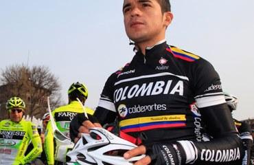 Fabio Duarte tuvo un buen desempeño en la prueba