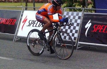 Rafael Toloza se impuso en la categoría D