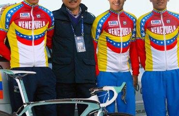 Selección venezolana de ruta