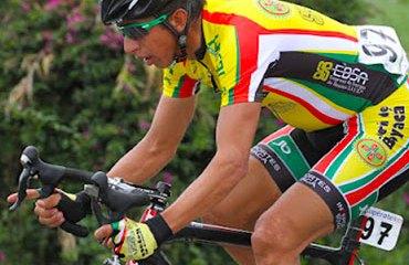 Jairo Pérez en competencia