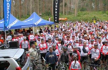 A la cita acudieron ciclistas de todas las edades quienes se gozaron el Ciclopaseo de principio a fin