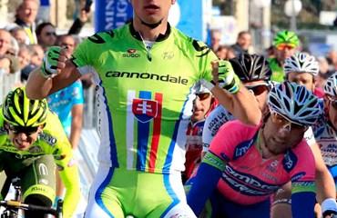 Peter Sagan se impuso en el tradicional premio italiano