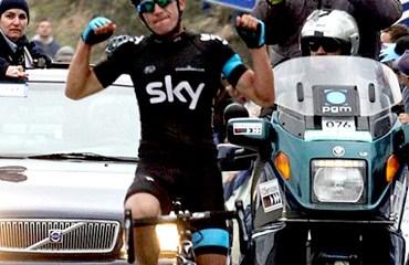 Henao se estrenó con el Sky Procycling en Portugal