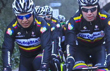 Atapuma es el líder del Team Colombia en Portugal