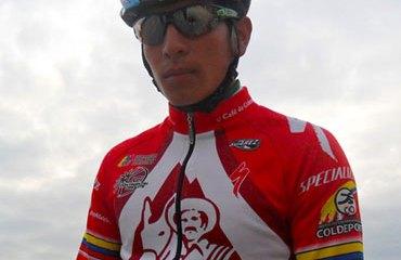 Dayer Quintana a correr a España
