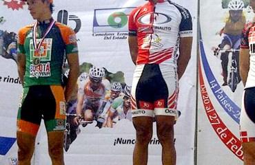 Jaime Vergara segundo en República Dominicana