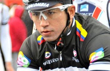 Arango empezó a mostrar las grandes condiciones que lo llevaron al Team Colombia