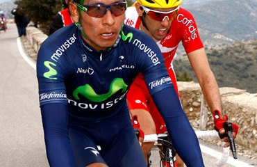 El colombiano Quintana se va a correr a Francia