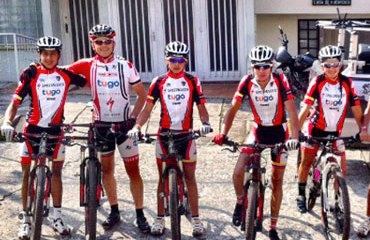 El equipo de MTB Specialized-Tugó, brilló en Manizales