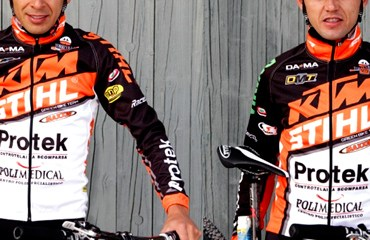 John Jairo Botero y Diego Alfonso Arias estarán en el equipo 2013