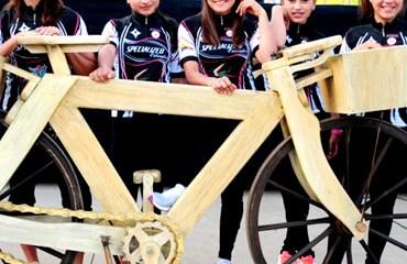 Equipo Specialized femenino El Salvador
