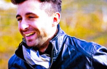 Moreno Moser del equipo Cannondale italiano