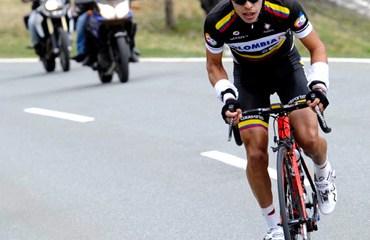 Michael Rodríguez se mantuvo 3º en la general individual