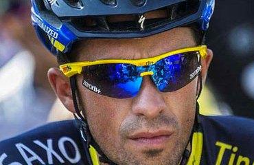 Contador en la Flecha Valona