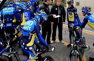 Contador ya está concentrado en la Lieja