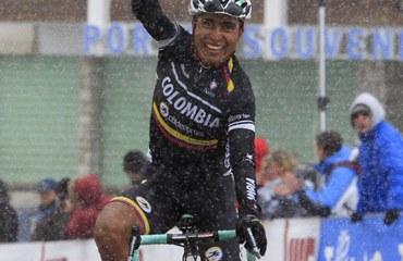 Atapuma y su triunfo en 2012 en el Giro del Trentino