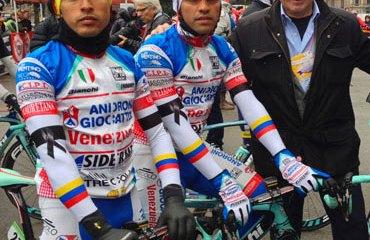 Rubiano estará en la salida del Giro
