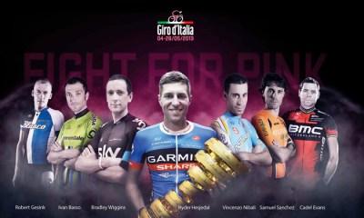 La lista de favoritos es amplia, pero claramente hay dos corredores que centran la atención del mundo del ciclismo: El británico Wiggins y el italiano Nibali